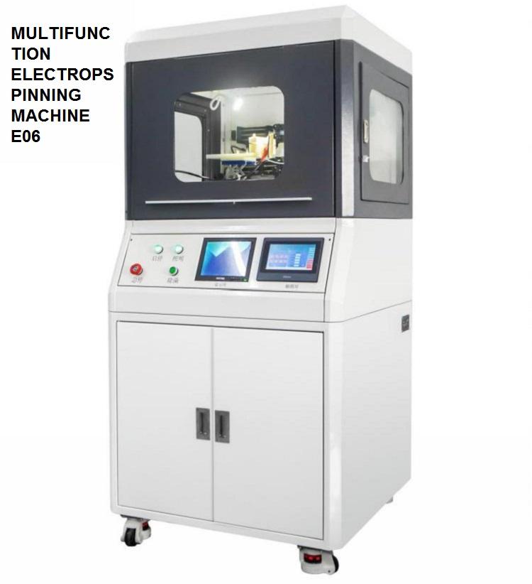 MULTIFUNCTION ELECTROPSPINNING MACHINE E06