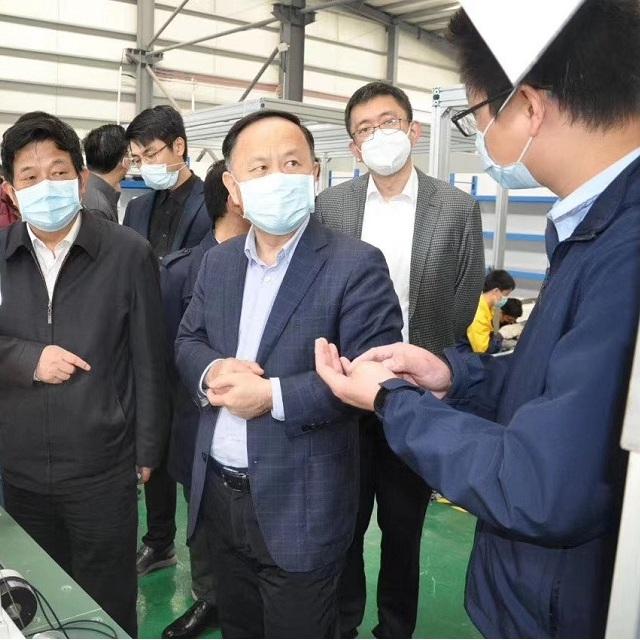Nanofiber Mask, N95, Children Mask Filter Equipment production site
