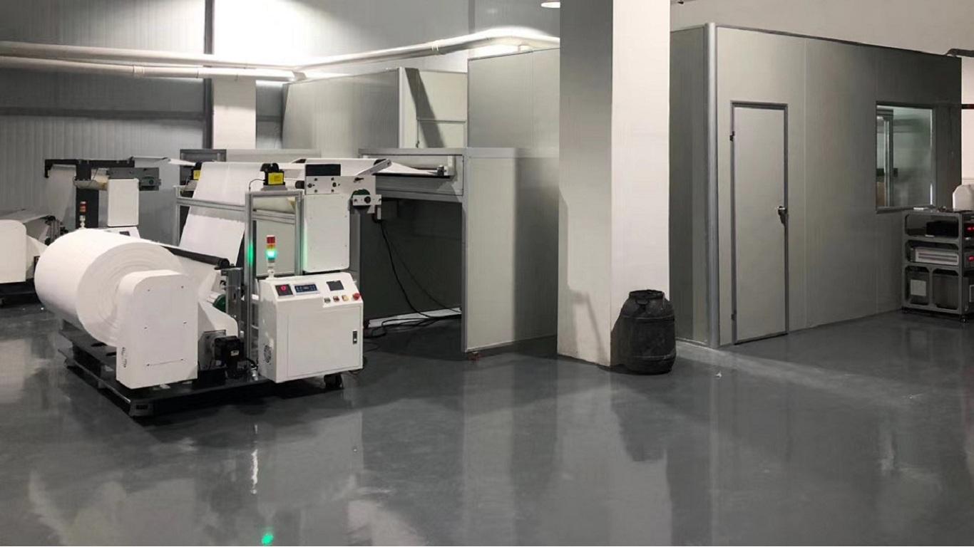 Nanofiber Mask Filter Production Line MF03-002
