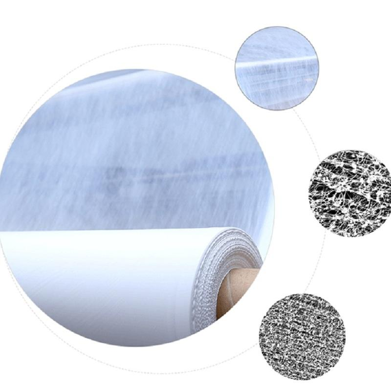 Air Filtration Material For Infectious Isolation Ward -- Qingzi Nano (Grade E10~U16) PTFE Filter Paper