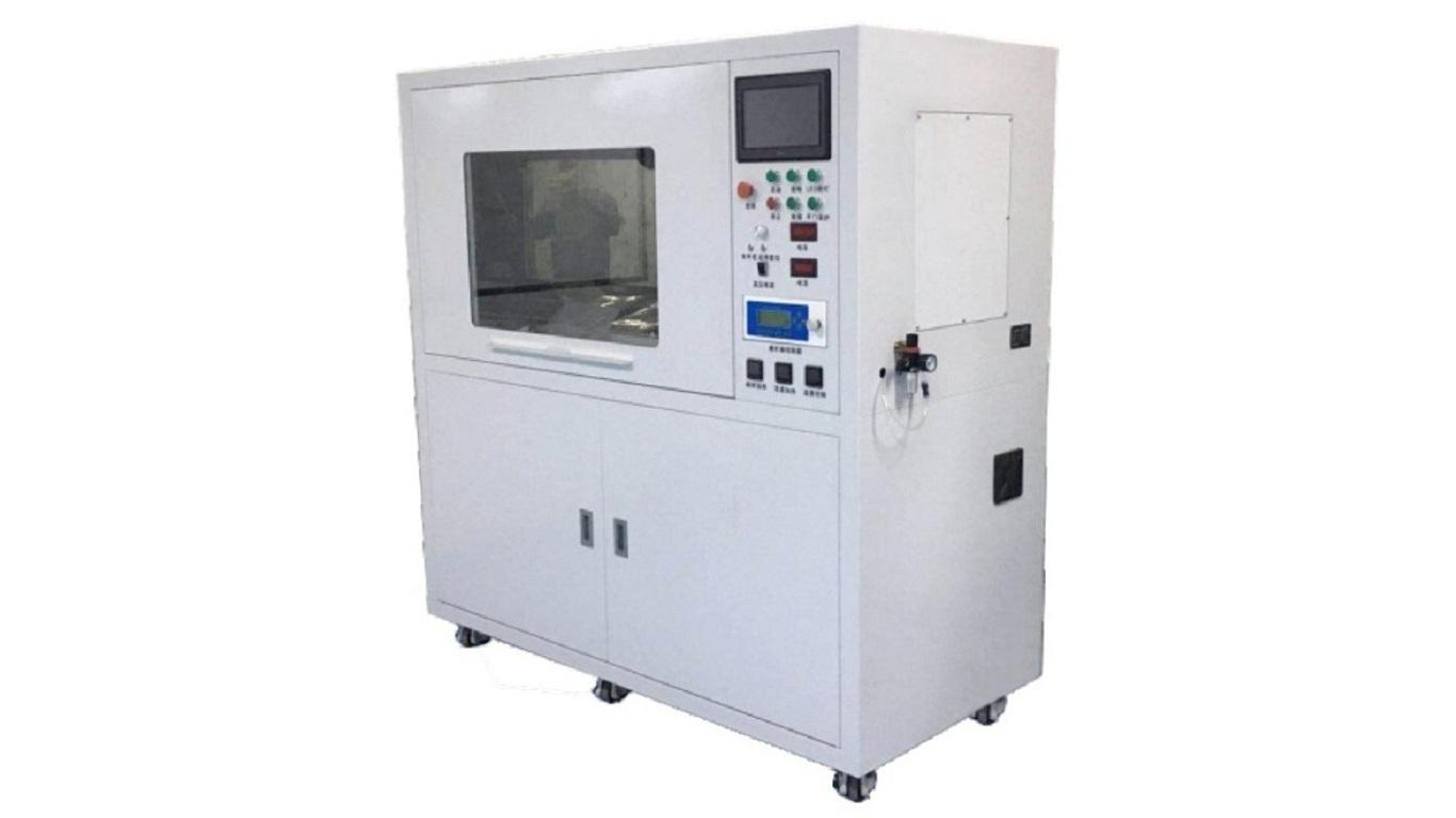 large-scale nano-tubular scarffolds machine M08-002