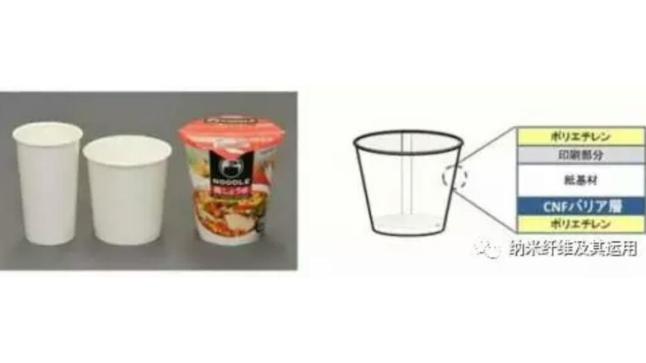Japanese Cellulose Nanofiber Paper Cup Was Launched Last Year