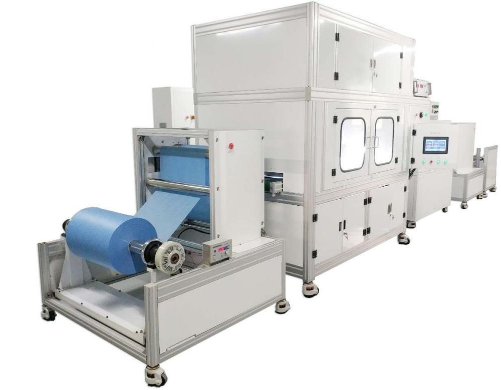 Multi-needle Electrospinning Production Line MF01-001
